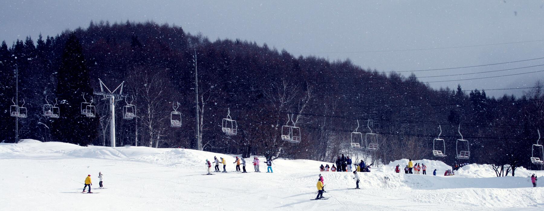 スキー 志賀 場 天気 高原